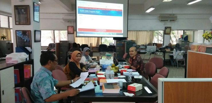 DEPARTMENT OF SOCIOLOGY, BACHELOR DEGREE GOES THROUGH INTERNAL AIMS AUDIT