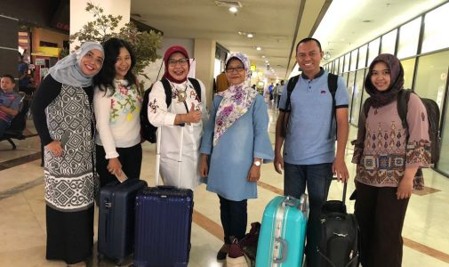 Department of Sociology of FISIP Universitas Airlangga Sent Delegates to Attend APSSI Congress III in Lombok, May 7th-11th 2018