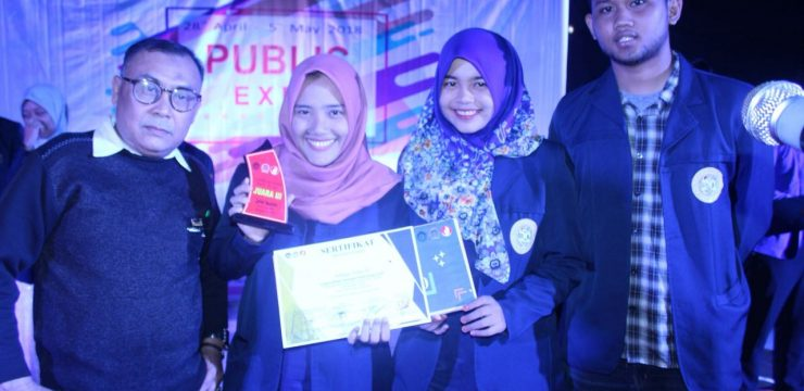 Sociology Team of Universitas Airlangga Won Third Place in National Debate Competition in Makassar