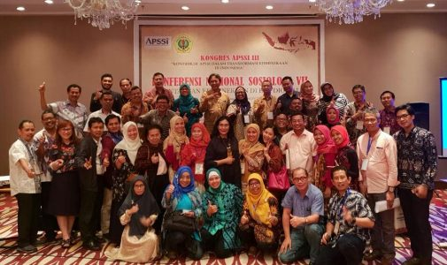 Sociology Department of FISIP Unair Supports APSSI in Response to Recent Terrorist Acts
