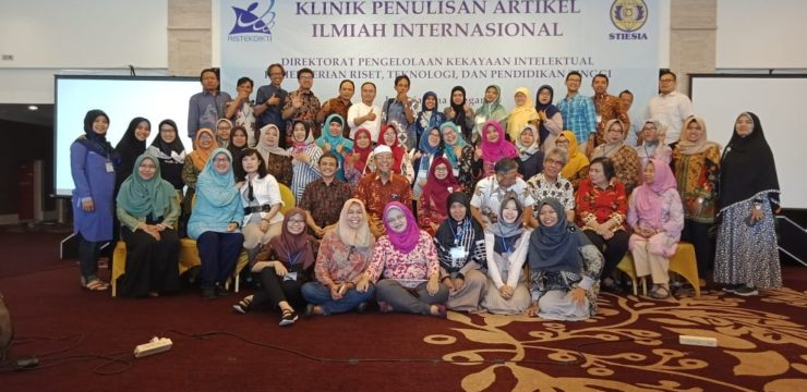 Improving the Publication of International Journals, Sociology Lecturers Participated in Training and Assistance of Journal Writing by KEMENRISTEK DIKTI