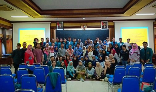 Sociology Receives 80 Comparative Study Tour Students from Lampung University